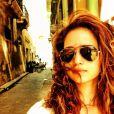 Nanda Costa viajou para Cuba para posar nua