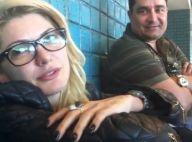 Antonia Fontenelle é questionada sobre os sentimentos de Eduardo Sterblitch