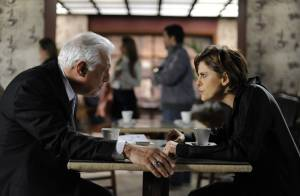 'Amor à Vida': Edith conta a César (Fagundes) que ele é o pai de Jonathan