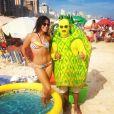Chef carioca Karen Couto conta que Leonardo DiCaprio e loira misteriosa ofereceram sexo a três em noite em Ibiza