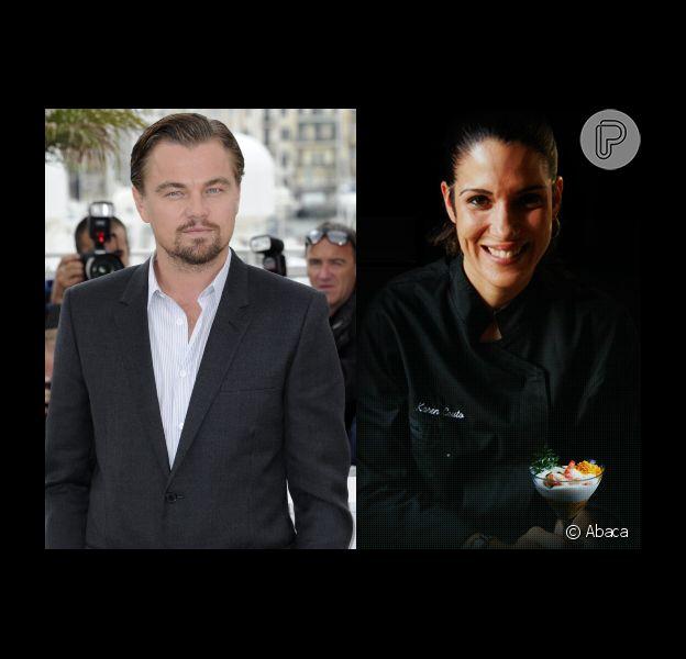 Chef carioca Karen Couto dispensou noite com Leonardo DiCaprio em Ibiza, na Espanha