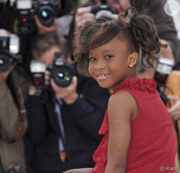 A atriz-mirim Quvenzhané Wallis pode ser indicada ao Oscar 2013, informam sites internacionais em dezembro de 2012