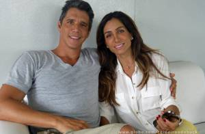 Márcio Garcia não se abala com 2 kg a mais: 'Sou casado com nutricionista xiita'