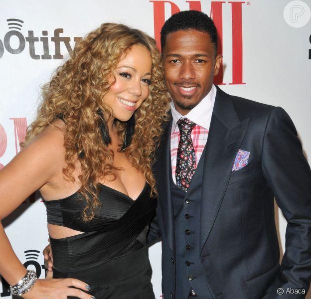 Mariah Carey e o marido, Nick Cannon, fazem sexo ao som das músicas da diva, como revelado por Cannon em entrevista a uma rádio americana nesta terça-feira, 11 de dezembro de 2012