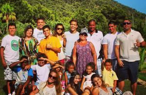 Paula Morais elogia família de Ronaldo após férias em Ibiza: 'Privilegiada'