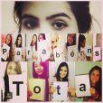 Antonia Morais recebe homenagem no dia de seu aniversário: 'Parabéns, Tota'