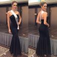 No entanto, ela Isis Stocco ainda conseguiu ficar entre as 10 semifinalistas, no Miss Beleza Internacional