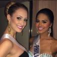 O Miss Beleza Internacional aconteceu no Japão, na madrugada de quinta-feira, 05 de novembro de 2015