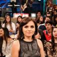Monica Iozzi foi a primeira atriz cotada para viver Tancinha, mas a atual apresentadora do 'Vídeo Show' desistiu do papel