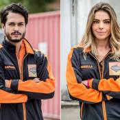 Daniella Cicarelli e Raphael Vianna estão fora do 'Desafiados', do 'Caldeirão'