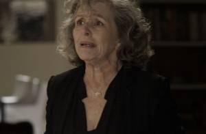'Além do Tempo': Vitória desabafa com Lívia por pensar que sua filha está morta