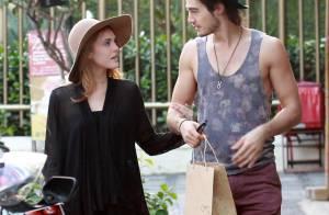 Isabelle Drummond e Tiago Iorc terminam namoro.  Há 2 meses , diz mãe da  atriz 5256a67edc