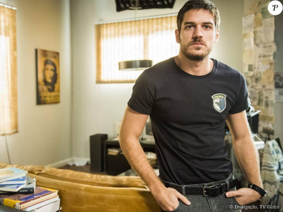 Marco Pigossi vive o policial Dante em \'A Regra do Jogo\' - Purepeople
