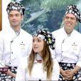 Sidney Sampaio é um dos participantes do reality show do 'Mais Você', 'Super Chef'