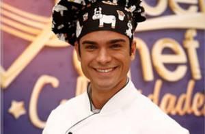 Sidney Sampaio sobre casamento com Carol Nakamura: 'Quero aprender a cozinhar'