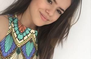 3 minutos com Maisa Silva: atriz revela que ainda não deu seu primeiro beijo