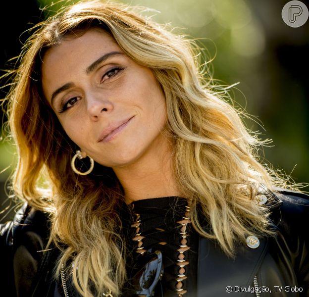 Cabelo de Giovanna Antonelli na novela 'A Regra do Jogo' é eleito o mais desejado da TV no em outubro de 2015