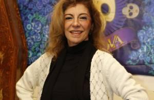 Marília Pêra estaria internada em estado grave; irmã da atriz nega: 'Está ótima'