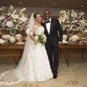Relembre os famosos que se casaram em 2015. Veja fotos dos casamentos!
