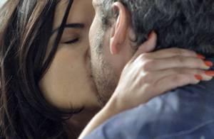 Novela 'A Regra do Jogo': Romero foge com Tóia de barco e deixa Atena esperando