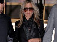 Jennifer Aniston troca horário de voo para não esbarrar com Angelina Jolie