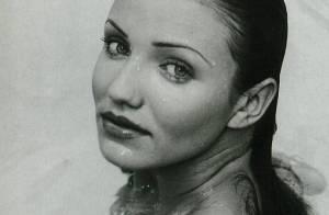 Cameron Diaz surge nua em fotos antigas divulgadas por revista e agita a web