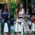 As peoas Mara Maravilha, Rayanne Morais e Carla Prata estão na oitava roça de 'A Fazenda 8' e disputarão a prova do fazendeiro na próxima quarta-feira (18)