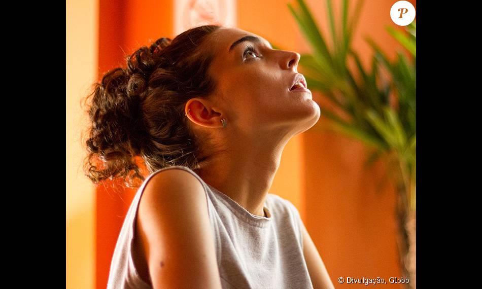 Novela 'Malhação': Ciça (Julia Konrad) confessa que mentiu para a família de Rodrigo (Nicolas Prattes)