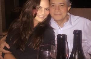 Luiza Brunet termina romance com diretor da Globo, diz colunista