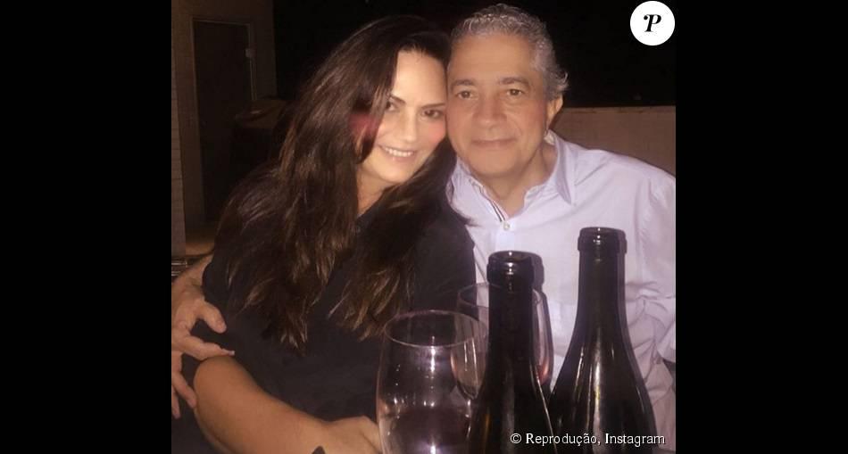 Luiza Brunet terminou o breve relacionamento com Antonio Zimmerle, diretor executivo da Rede Globo, informou o Terraço Paulistano, da revista 'Veja'. Mesmo evitando a palavra namoro, a atriz já havia publicado fotos com o novo pretendente nas redes sociais