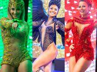 Claudia Leitte, Sabrina Sato e outras rainhas gravam vinheta de carnaval. Fotos!