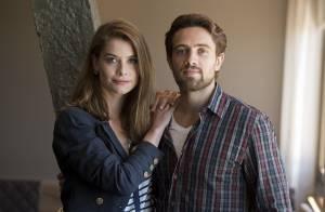 'Além do Tempo': Felipe não desiste de Livia após descobrir gravidez de Melissa