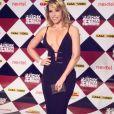 Renata Dominguez usou o mesmo vestido que Bárbara Paz alguns meses depois, no Prêmio Extra de Televisão. A peça é da grife Alphorria