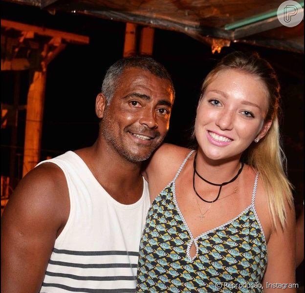 Acabou o namoro entre Romário e Dixie Pratt. 'Sim, eles terminaram', confirmou a assessoria do ex-jogador de futebol na tarde desta quinta, 19 de novembro de 2015
