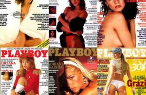 'Playboy' sai de circulação em 2016. Relembre capas mais vendidas e polêmicas!