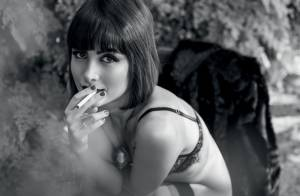 21c5d3c34 Jennifer Lawrence usa vestido transparente sem lingerie em festa pós ...