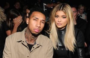 Kylie Jenner surge com Tyga após boatos de separação: 'Todos precisam relaxar'