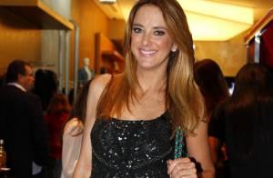 Ticiane Pinheiro evita opinar sobre namoro de Roberto Justus: 'Ela é discreta'