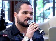 Luciano Camargo faz implante capilar e conta desejo: 'Cabelo voar com o vento'