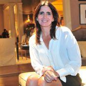 Malu Mader nega ter feito plástica e opina: 'Ajuda a lidar com grandes traumas'