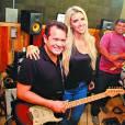 Thábata Mendes e Ximbinha lançaram novo álbum no início de 2016