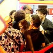 Viviane Araújo e elenco de 'Império' comemoram Emmy Internacional em bar no Rio