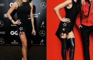 Grazi Massafera escolhe para premiação look usado por Kendall Jenner em ensaio