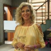Marília Pêra, em tratamento contra câncer no pulmão, está pesando 40 kg