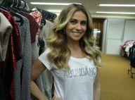 Giovanna Antonelli promove bazar beneficente com mais de 2.500 peças, no RJ
