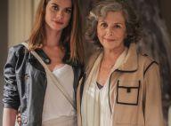 Novela 'Além do Tempo': Lívia descobre que Vitória é sua avó, mãe de Emília