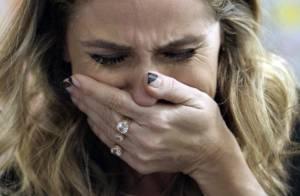 Novela 'A Regra do Jogo': Atena chora após entregar Romero. 'Sou uma vaca'