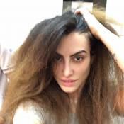 Cleo Pires tira os dreadlocks do cabelo e brinca: 'Maria Bethânia chegou!'