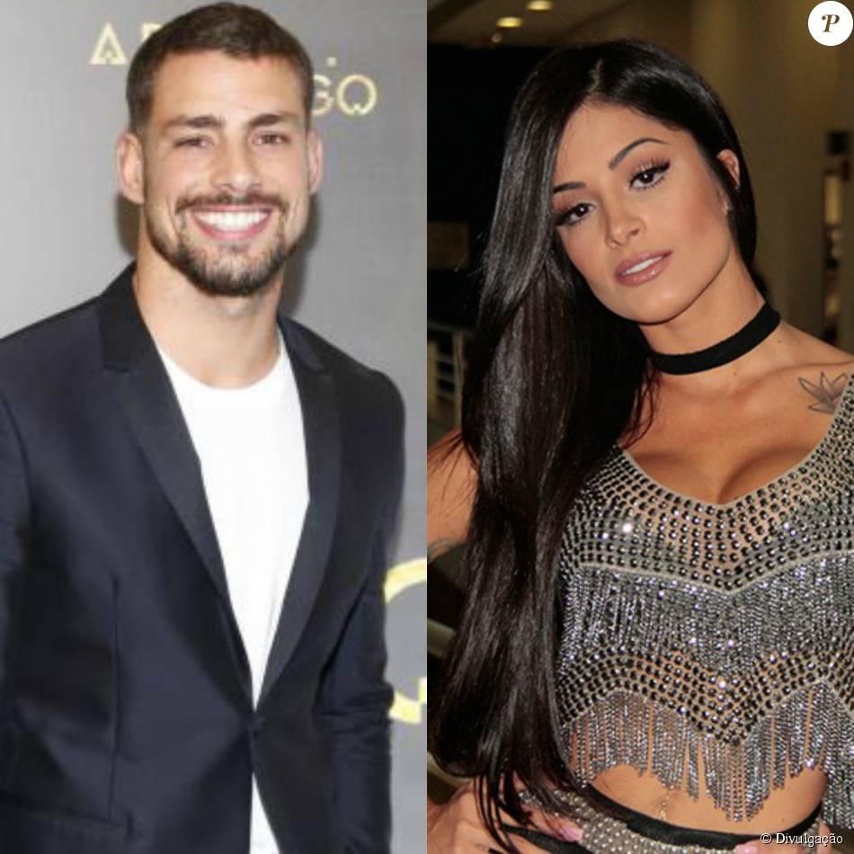 De acordo com a coluna 'Olá', do jornal 'Agora São Paulo', Cauã Reymond e Aline Riscado já estão juntos há dois meses