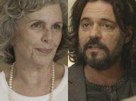 'Além do Tempo': Bernardo descobre que é filho do ex-marido de Vitória